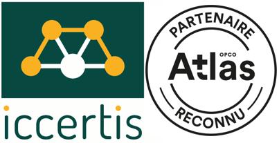Iccertis mobilise son réseau de partenaires et obtient le référencement de l'OPCO ATLAS pour les accompagnements AFEST au niveau national.